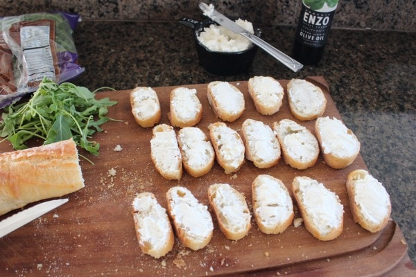 Ricotta Bruschetta Recipe