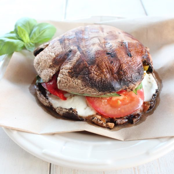 The portobello mushroom is so meaty, making it the perfect exterior ...
