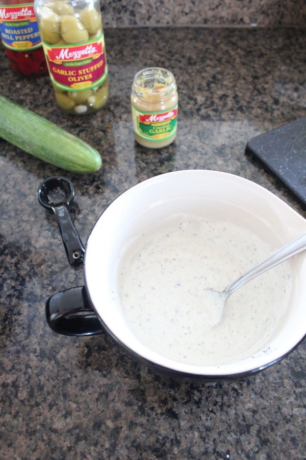 Greek Chicken Salad Dressing Recipe