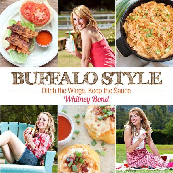Buffalo Style Cover
