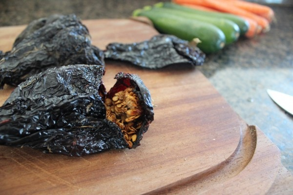 Ancho Chilies