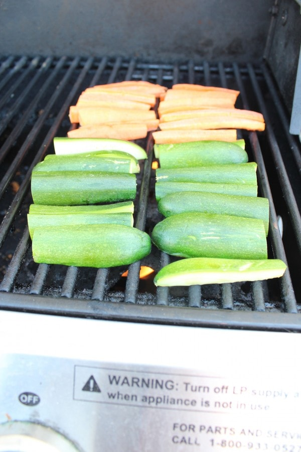 Grilled Vegetable Recipe