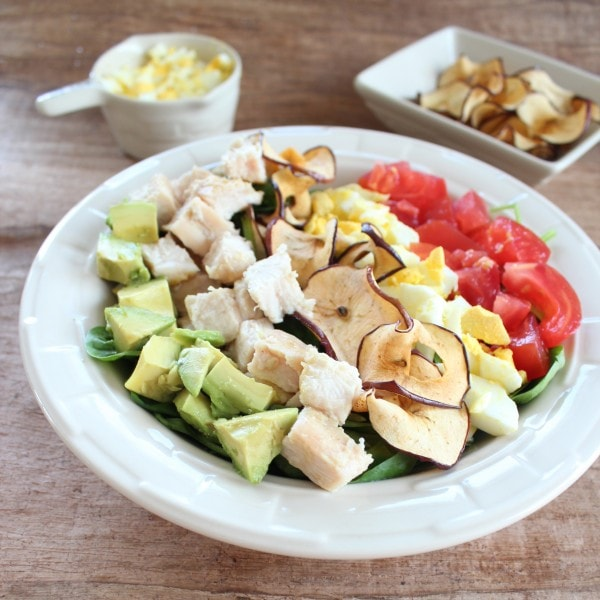 Cobb Salad with Avocado
