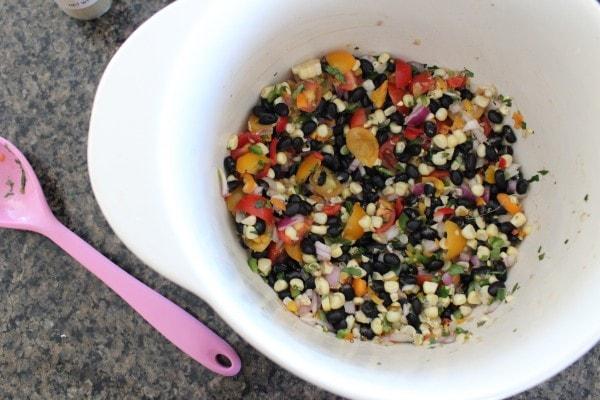 Black Bean Corn Relish Recipe