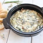 Blue Cheese Spinach Dip