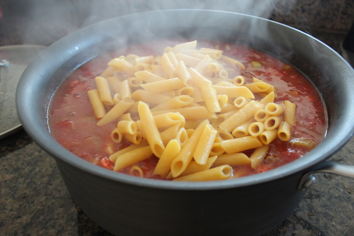 Pasta E Fagioli Recipe Little Leopard Book