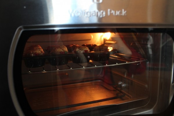 Baking in the Wolfgang Puck Oven