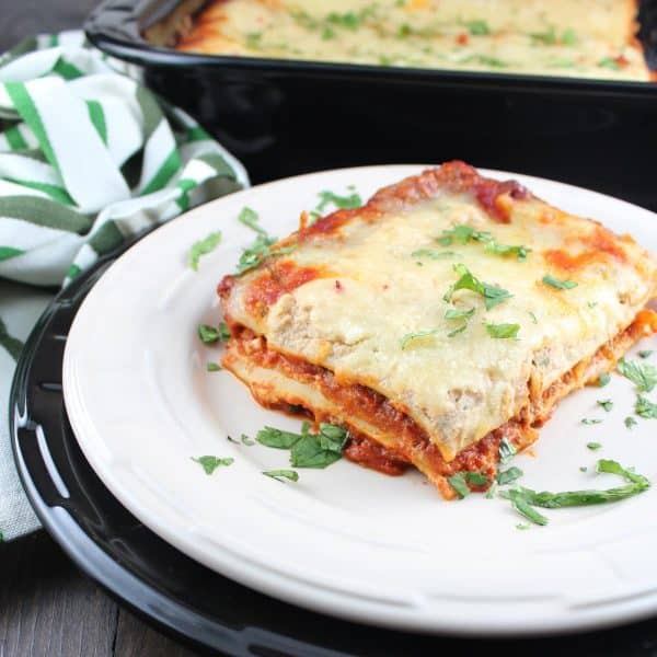 Spicy Mexican Lasagna