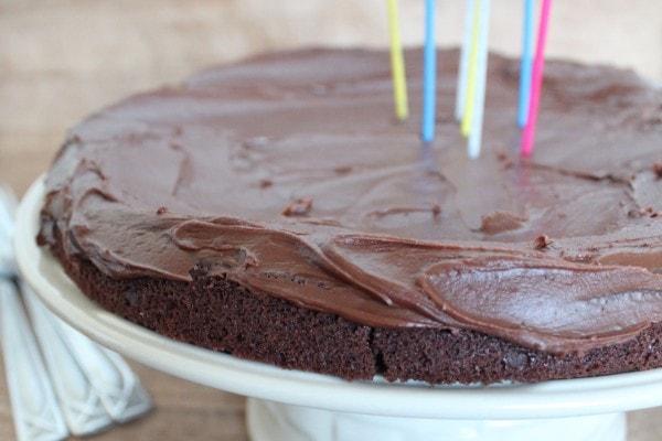 Dairy Free Gluten Free Chocolate Cake