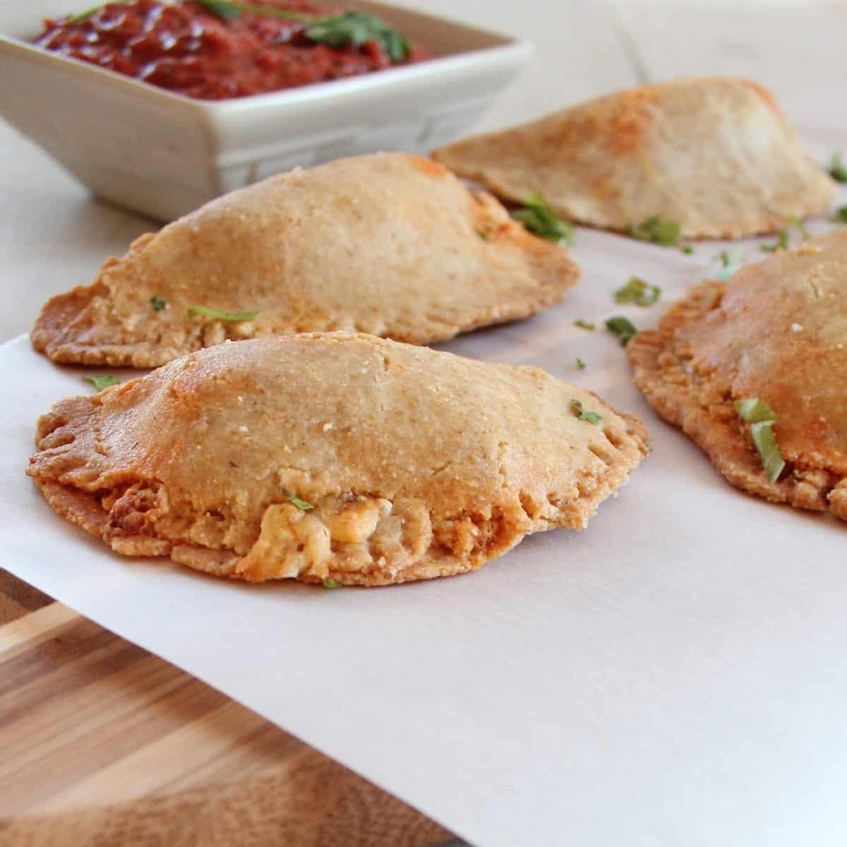 Gluten Free Chorizo Empanadas