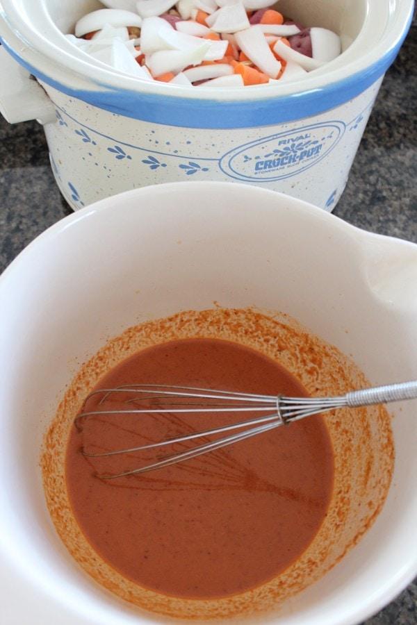 Massaman Curry Sauce