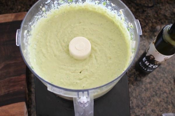 Spinach Artichoke Hummus Recipe