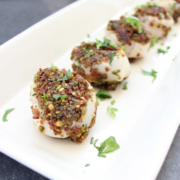 Roasted Scallops With Breadcrumbs And Bacon Recipes — Dishmaps