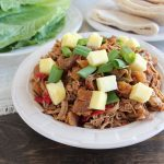 Slow Cooked Sweet and Sour Pork Tenderloin