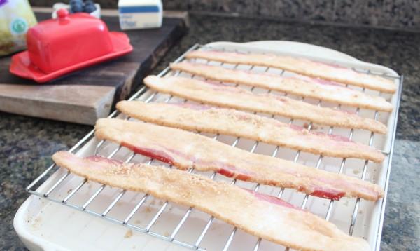 Brown Sugar Candied Bacon Recipe