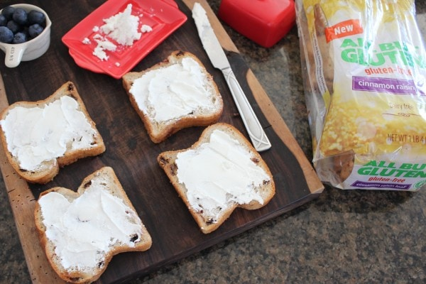 Goat Cheese Grilled Cheese Recipe