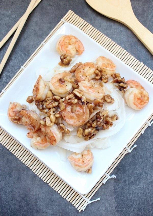 Honey Walnut Shrimp Recipe