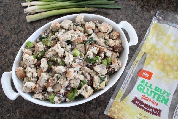 Gluten Free Vegetable Stuffing Recipe