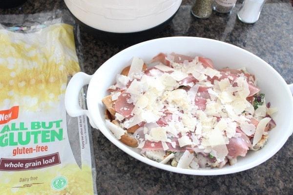 Italian Breakfast Strata Recipe