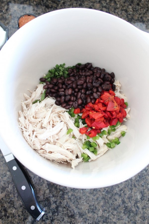 Mexican Chicken Salad Recipe