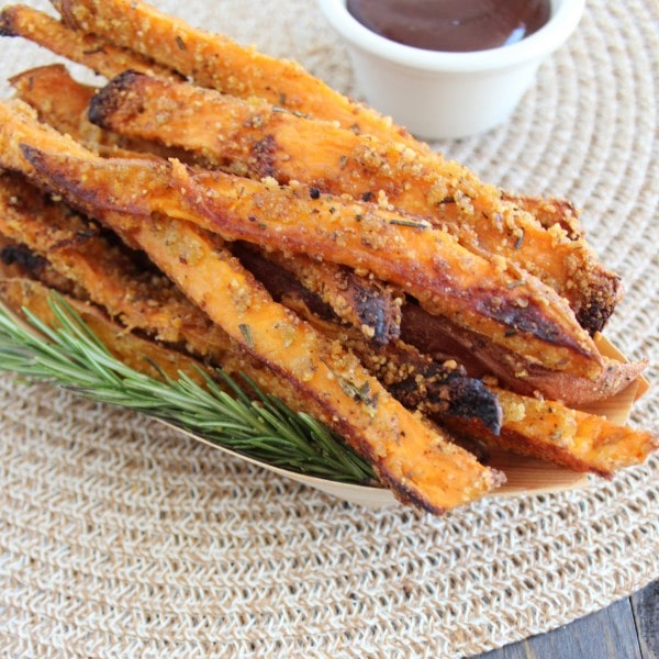 ... are going to be the best sweet potato fries that you've ever had
