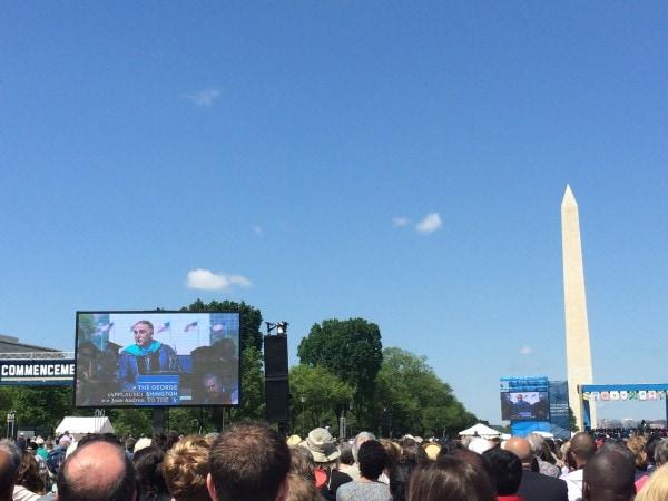 Jose Andres Commencement Speech at George Washington University