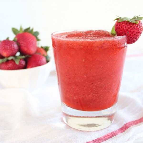 Berry Basil Daiquiri