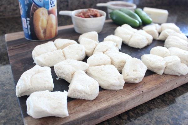 Bacon Jalapeño Honey Monkey Bread Recipe