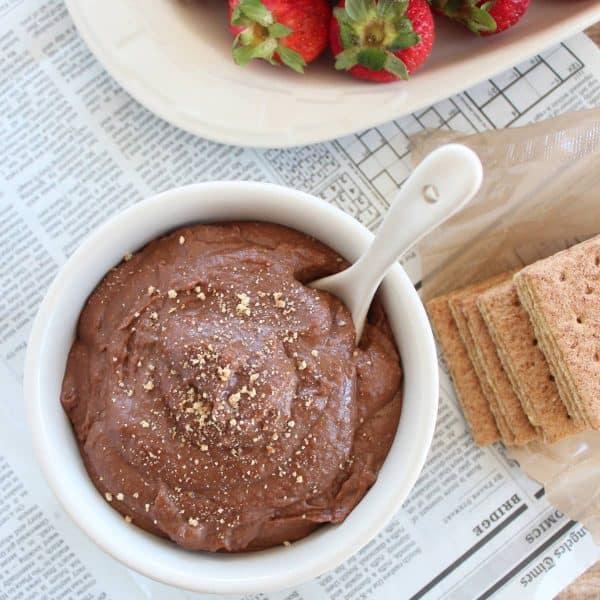 Nutella Hummus