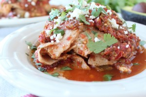 Crock Pot Chicken Fajita Tortilla Lasagna