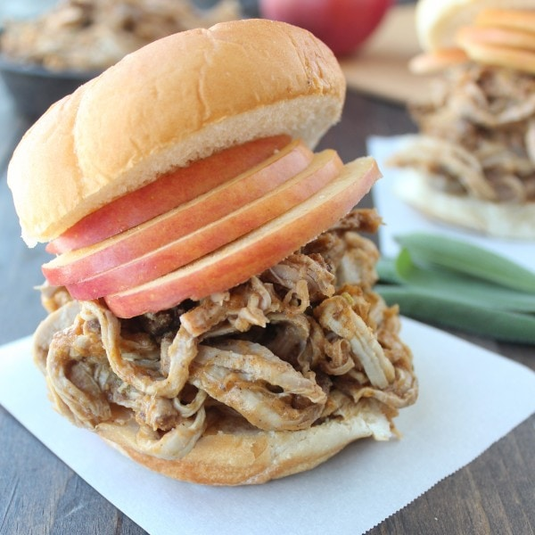 Pumpkin Pulled Pork Recipe