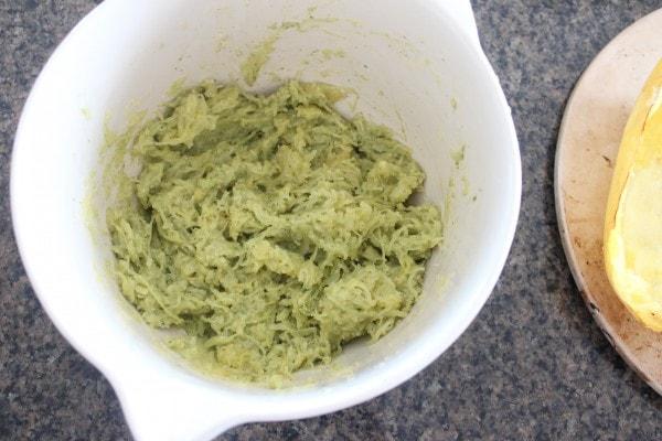 Caprese Spaghetti Squash Recipe