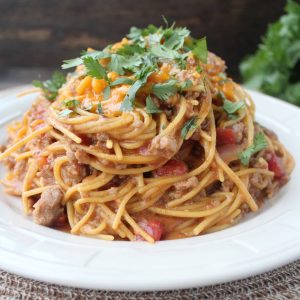 3 Recipes for a Delicious Gluten Free Pasta Party