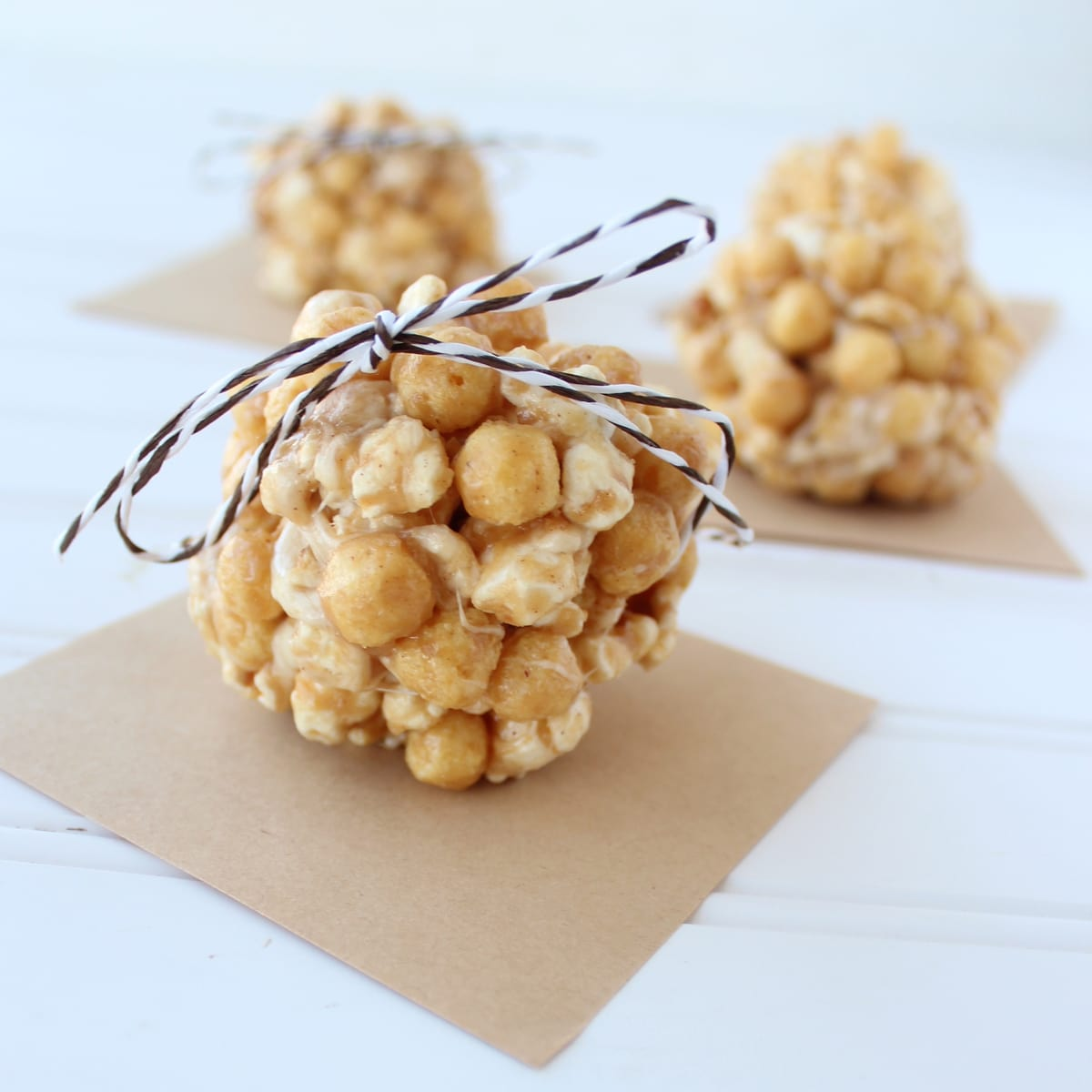 10 Popcorn Balls Recipe Ideas For An Ultimate Snack Time Peanut Butter Popcorn Balls