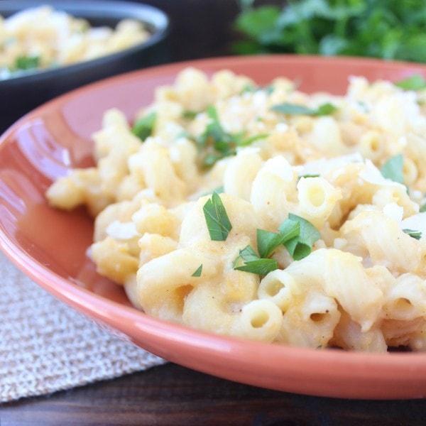 Butternut Squash Mac and Cheese Recipe - WhitneyBond.com