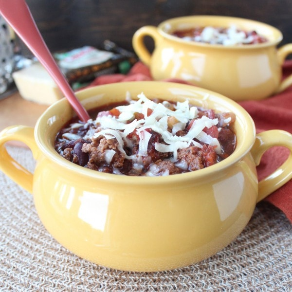 Slow Cooker Chipotle Stout Chili