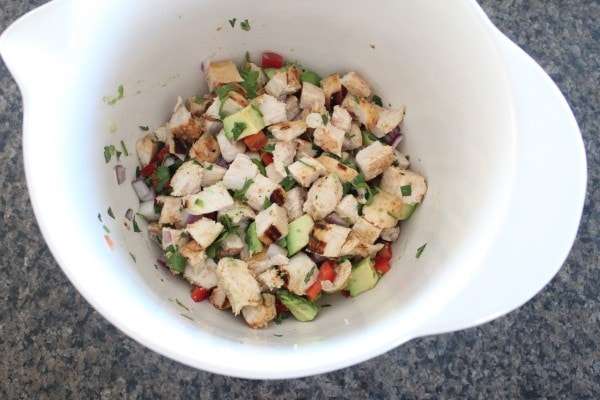 Chili Lime Chicken Taco Lettuce Cup Recipe