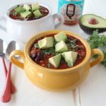 Three Bean Taco Vegan Chili