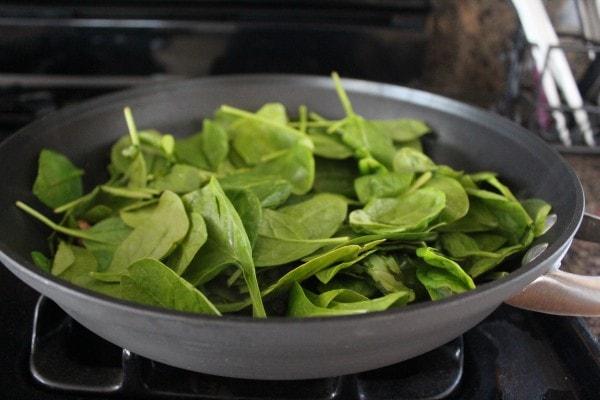 Spinach Turkey Quiche Recipe