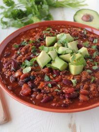 Gluten Free Vegan Chili Recipe