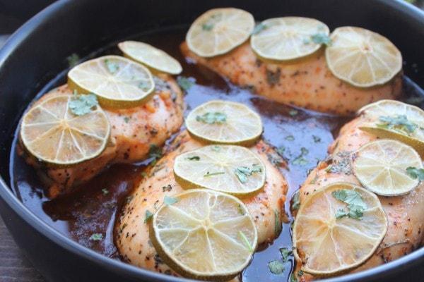Sriracha Lime Chicken Recipe