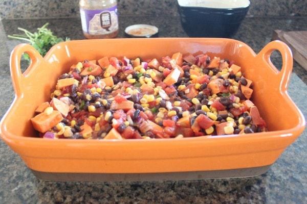 Mexican Chipotle Sweet Potato Casserole Recipe