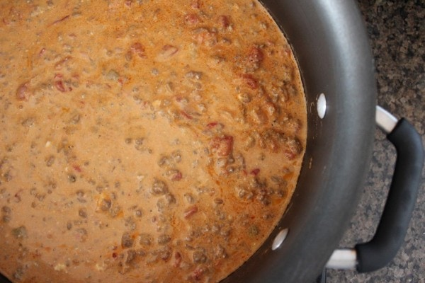 Buffalo Cheeseburger Dip Recipe