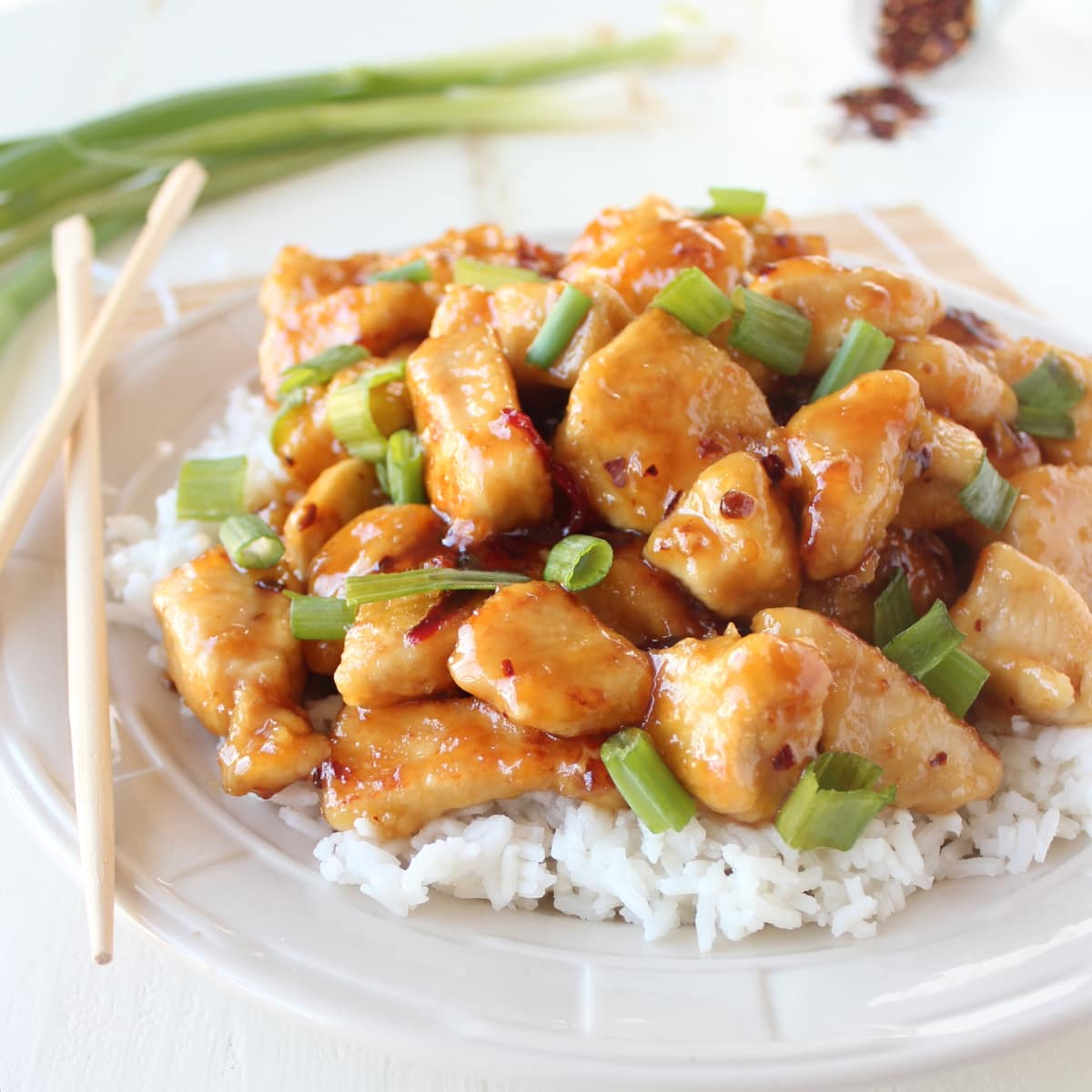 Gluten free chinese honey chicken recipe whitneybond forumfinder Choice Image