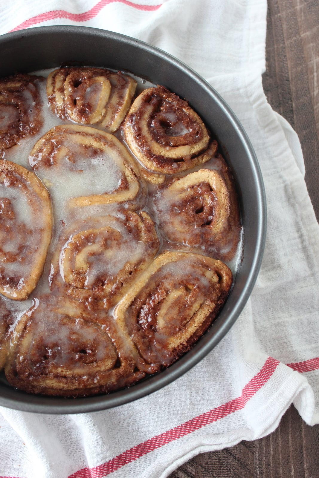 This recipe for Gluten Free Cinnamon Rolls is easy to make, and the ...