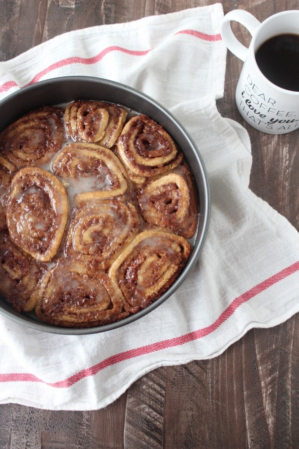 cinnamon rolls makes them more light and fluffy than their gluten-free ...