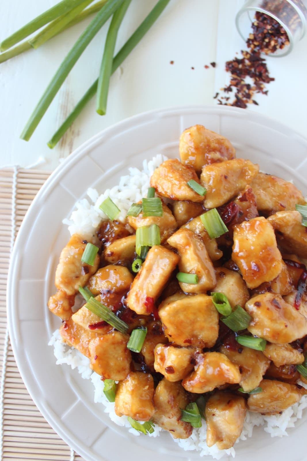 This better-than-takeout recipe for Chinese Honey Chicken is quick and ...