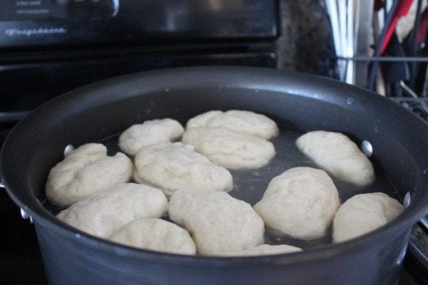 Chipotle Honey Stuffed Pretzel Bites Recipe