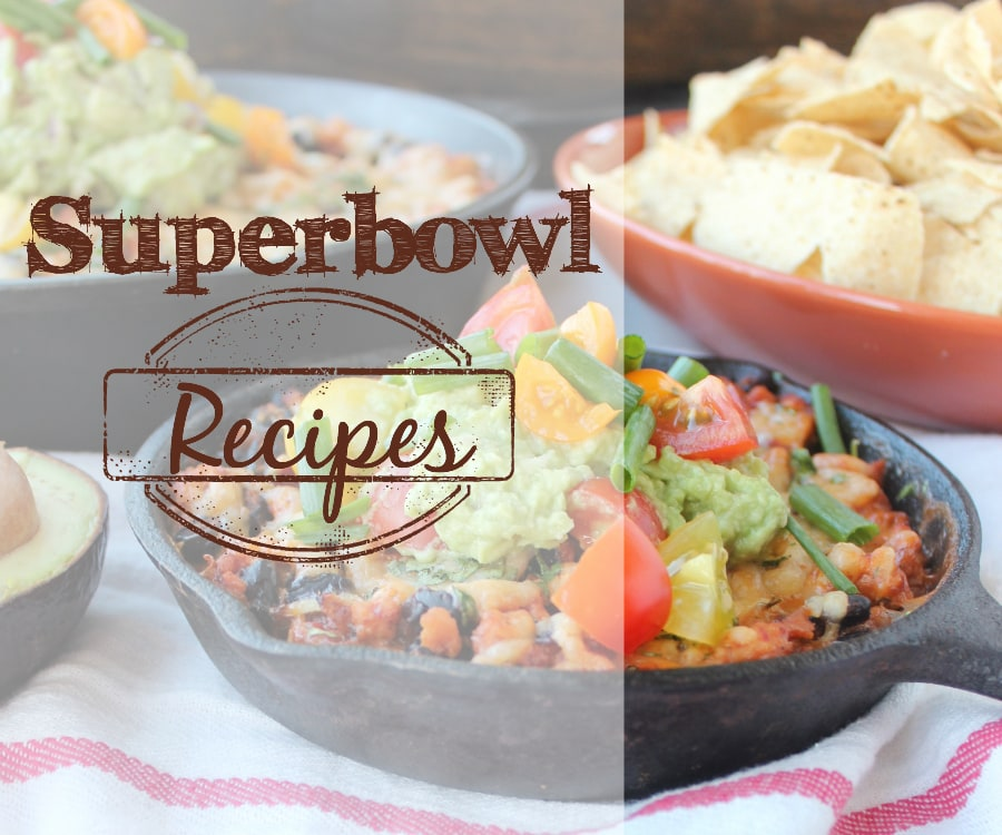 Superbowl Recipes