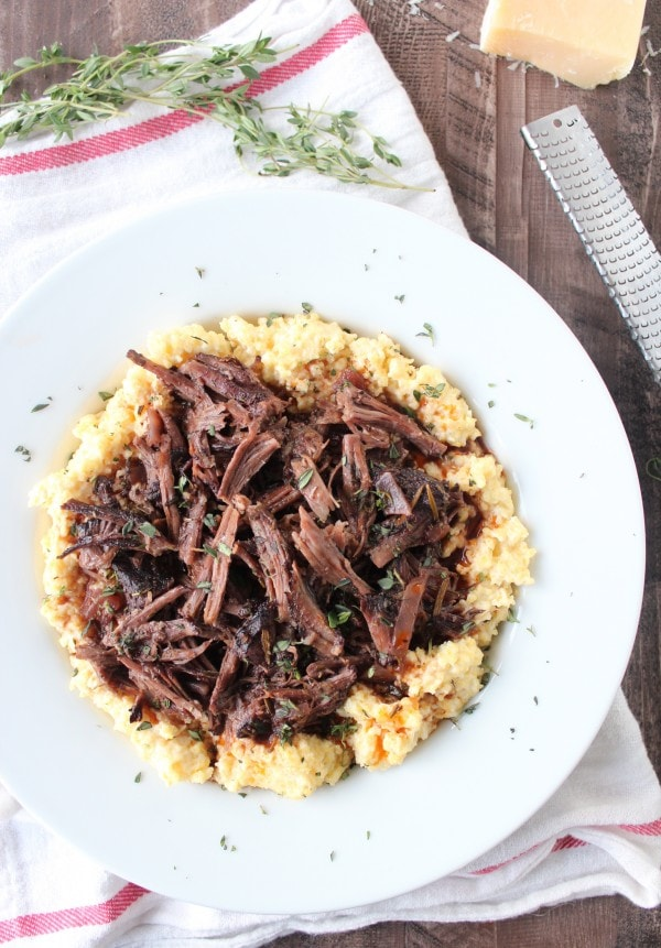 Italian Slow Braised Short Ribs Recipe